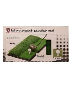 Club Champ Sports Tour Fairway/Rough Practice Mat