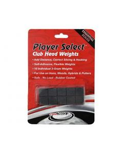 Pro Active Sports Player Select Club Head Weights