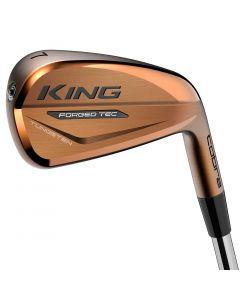 Cobra King Forged Tec Copper Irons Hero
