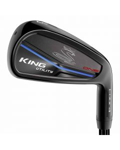 Cobra King Black One Length Adjustable Utility Iron - Pre-Owned