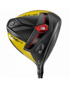 Cobra King F9 Speedback Driver Yellow