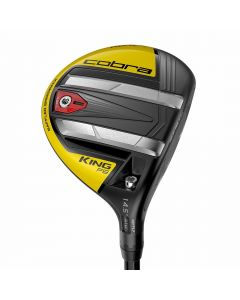 Cobra King F9 Speedback Fairway Wood - Pre-Owned Yellow