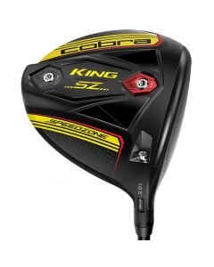 Cobra Speedzone Driver Gloss Black/Yellow