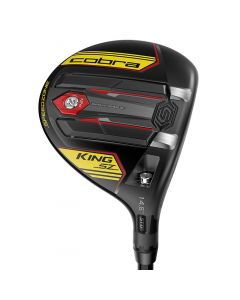 Cobra Speedzone Fairway Wood Gloss Black/Yellow