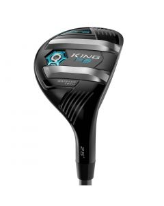 Cobra Women's King F8 Hybrid Black/Lexi Blue