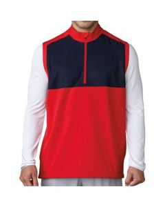 Adidas Competition Stretch Wind Vest Red