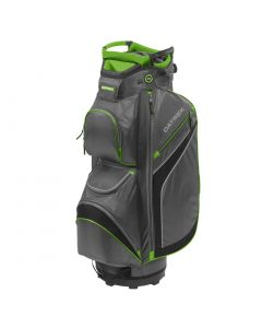 Datrek Dg Lite Ii Cart Bag Charcoal Lime Black