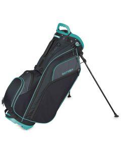 Datrek Go Lite Hybrid Stand Bag Black/Turquoise