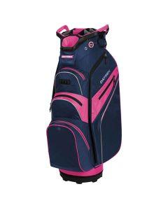 Datrek Lite Rider Pro Cart Bag Navy/Pink