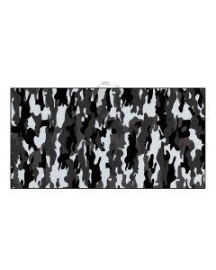 Devant Black Camo Ultimate Microfiber Towel