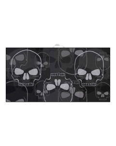 Devant Fading Skulls Ultimate Microfiber Towel