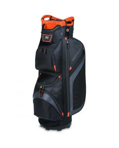 Datrek DG-Lite II Cart Bag Black/Charcoal/Orange