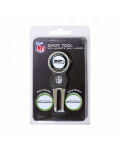 Team Golf NFL Divot Tool and Ball Marker Set