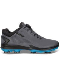 Ecco Biom G3 Boa Golf Shoes Dark Shadow Profile
