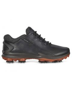 Ecco Biom G3 Cleated Golf Shoes Black Profile