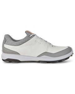 Ecco BIOM Hybrid 3 GTX Golf Shoes White/Black