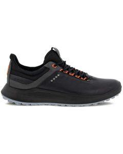 Ecco Golf Core Golf Shoes Black Profile