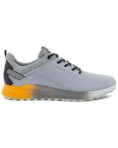 Ecco S-Three Golf Shoes Silver Grey