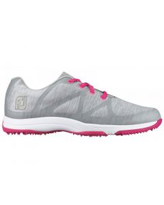 FootJoy Women's FJ Leisure Golf Shoes Light Grey
