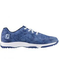 FootJoy Women's FJ Leisure Golf Shoes Egyptian Blue