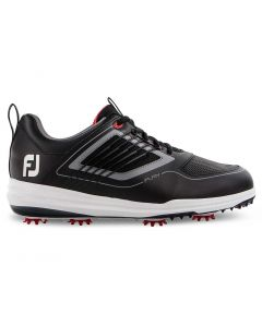 FootJoy FJ Fury Golf Shoes Black/Red