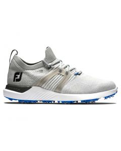 FootJoy HyperFlex Golf Shoes Grey/White/Blue