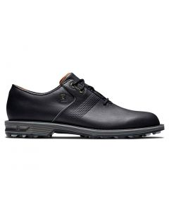FootJoy Premiere Series Flint Golf Shoes Black/Orange