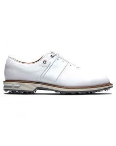 FootJoy Premiere Series Packard Golf Shoes White/White