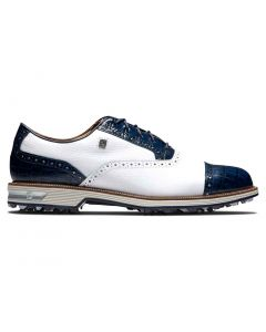 FootJoy Premiere Series Tarlow Golf Shoes White/Navy