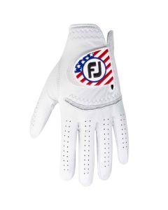 Footjoy Stasof Flag Golf Glove Top