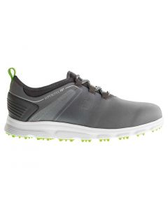 FootJoy Superlites XP Golf Shoes Grey/Lime
