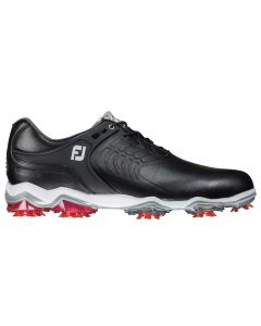 FootJoy Tour-S Golf Shoes Black/Dark Grey/Orange
