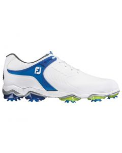 FootJoy Tour-S Golf Shoes White/Blue/Lime
