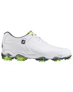 FootJoy Tour-S Golf Shoes White/Lime