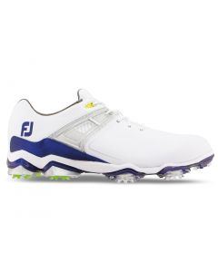 FootJoy Tour X Golf Shoes White/Navy