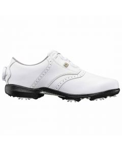 FootJoy Women's DryJoys Boa Golf Shoes White