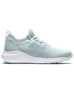Footjoy Womens Flex Xp Golf Shoes Mint Profile