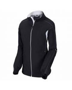 FootJoy Women's HydroLite Rain Jacket Black