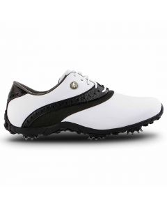 FootJoy Women's LoPro Golf Shoes White/Black