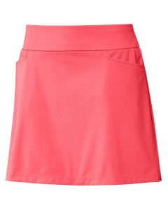 Golf Apparel Adidas Ss20 Womens Ultimate365 Solid Knit Skort Flash Red