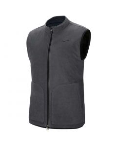 Golf Apparel Nike Reversible Synthetic Fill Golf Vest Black Front