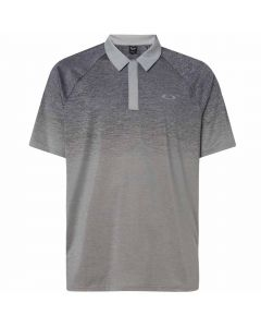Golf Apparel Oakley Four Jack Gradient Polo Foggy Blue