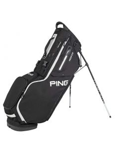 Golf Bag Ping Hoofer Stand Bag Black