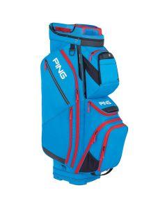 Golf Bag Ping Pioneer Cart Bag Bright Blue
