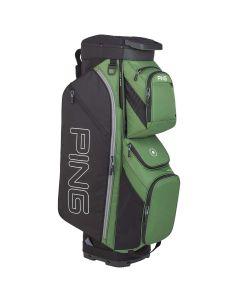 Golf Bag Ping Traverse Cart Bag Olive Black