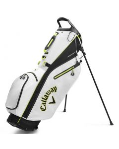 Golf Bags Callaway Fairway C Stand Bag White Black Yellow