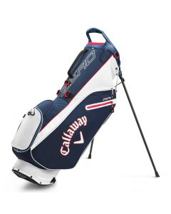 Golf Bags Callaway Hyperlite Zero Stand Bag Navy White Red