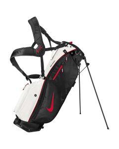 Golf Bags Nike Air Sport Lite Stand Bag Black White Red