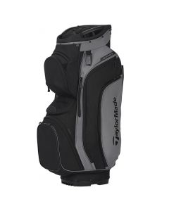 Golf Bags Taylormade Supreme Cart Bag Grey Black