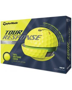 Golf Balls Taylormade Tour Response Golf Balls Yellow Box